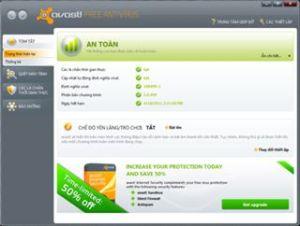 Avast Free Antivirus 3